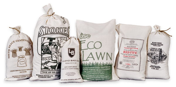 Cotton Bags | Bag Supplier & Manufacturer Ontario, Canada – Lloyd ...
