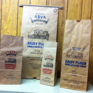 Paper Flour Bags In Stock